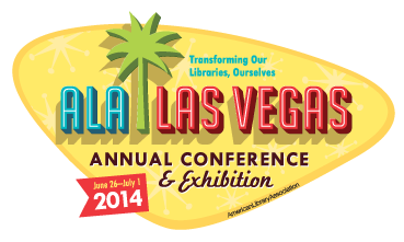 ALA Annual 2014 Conference logo