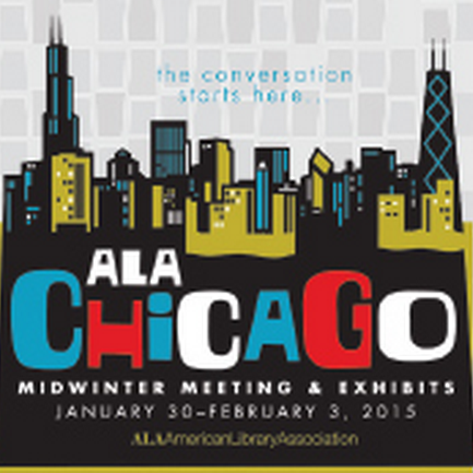 ALA Midwinter 2015 logo