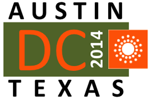 Logo for DC-2014, Austin